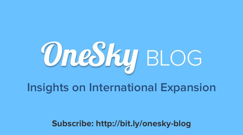 Localization Platform & Translation Service   OneSky