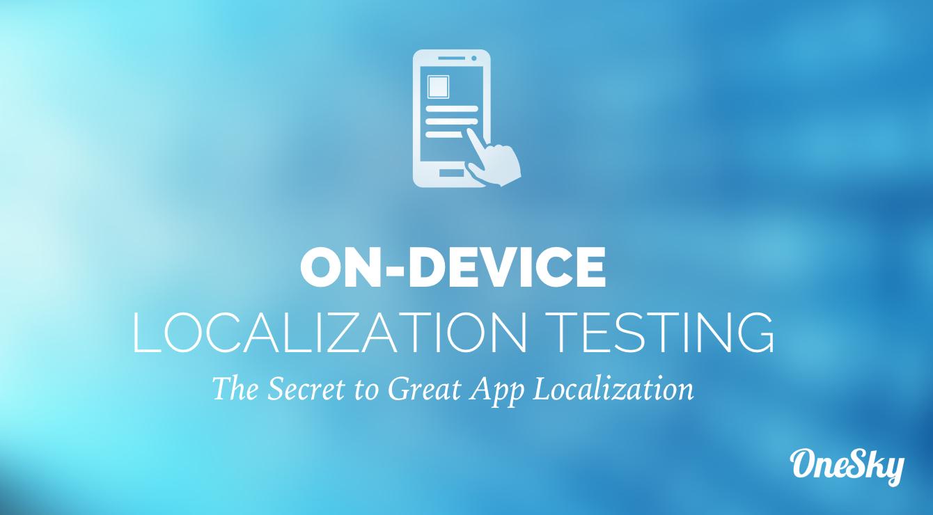 Localization-testing-head