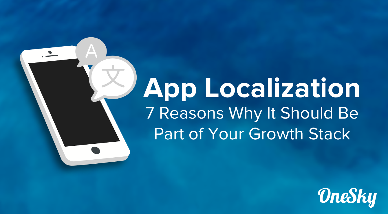 App localization drives growth