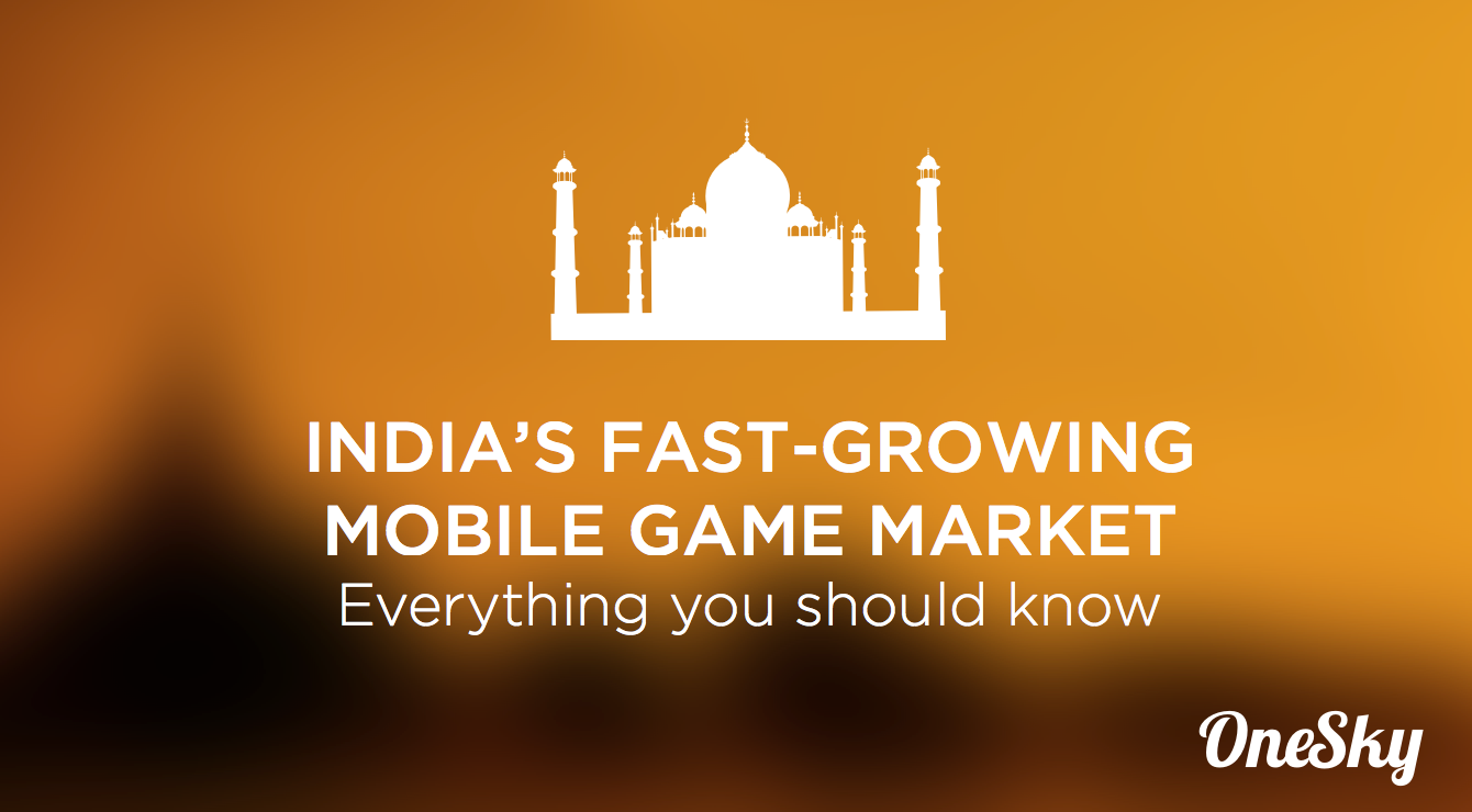 India mobile gaming