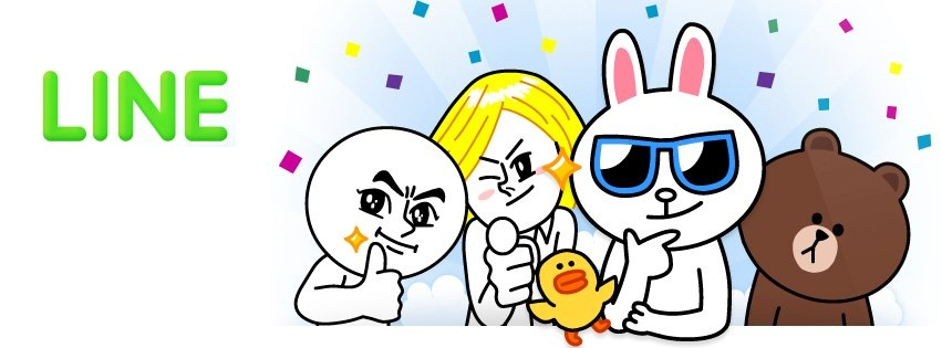 LINE_characters