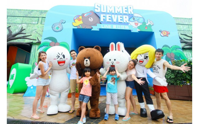 line-summer-fever-hong-kong