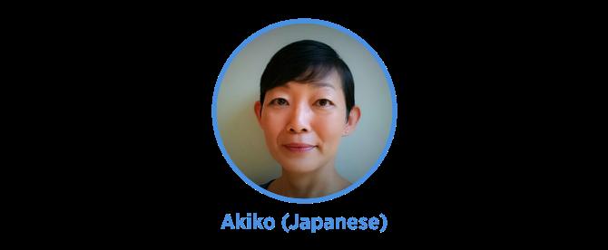 Akiko_OneSky_Japanese_translator