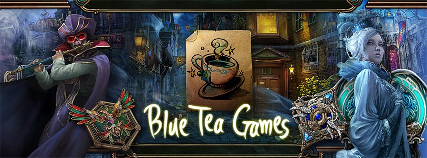 blue tea games banner