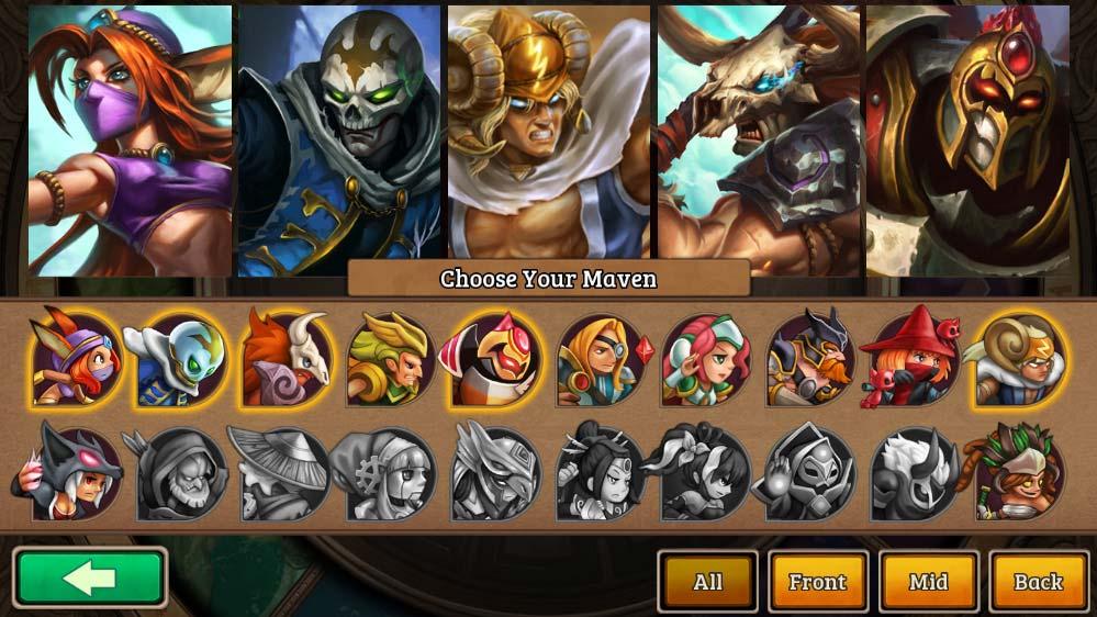 mavenfall gameplay localization success