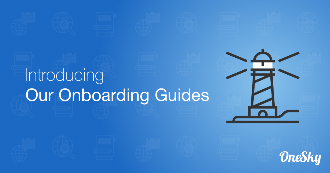 onesky localization onboarding guide cover