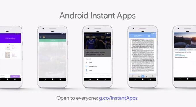 android instant apps io google