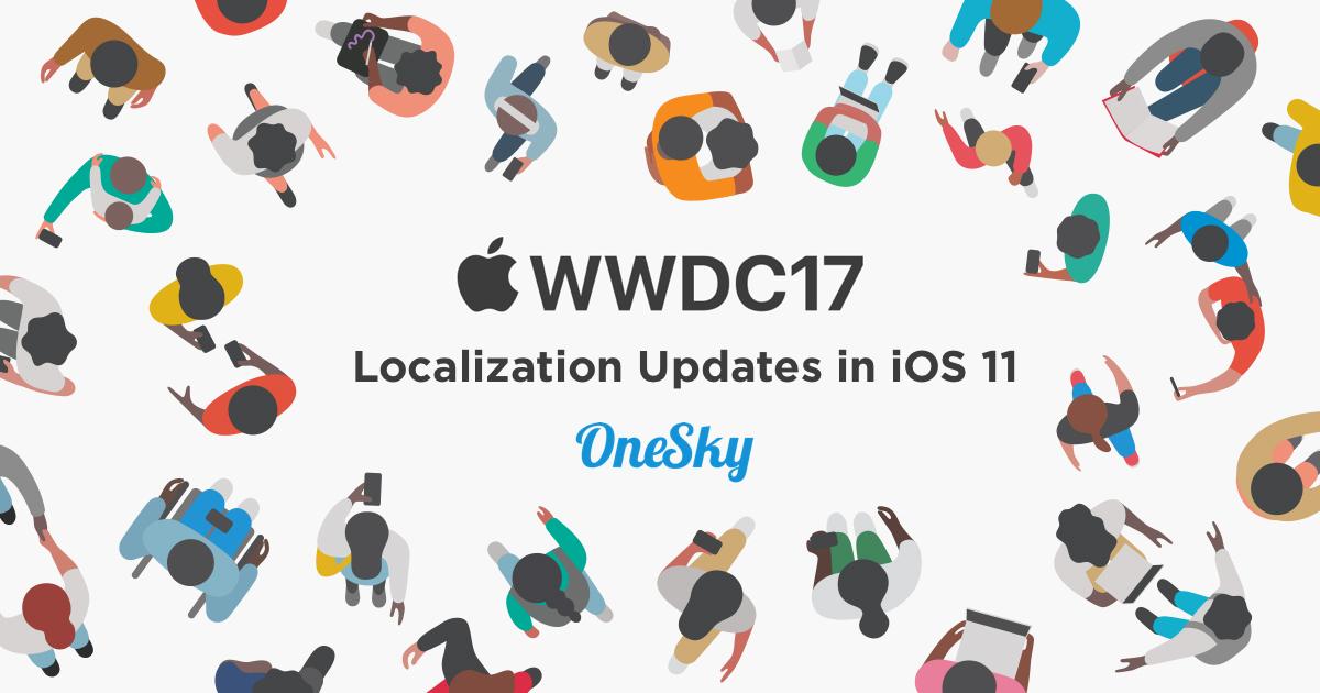 wwdc 2017 localization onesky